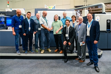 LabelProfi signs for the 200th HP Indigo 20000 Digital Press to expand flexible packaging business – from today's Labelexpo news headlines