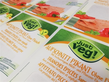 Thermo laminated film for meat products