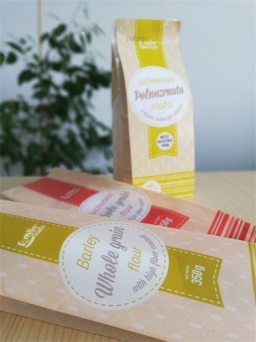 Flexible packaging for mill products