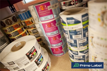 Product Labels: A Guide to Label Finishing Formats and Options