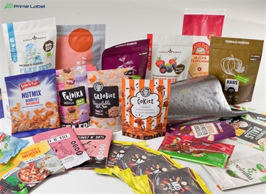 B2B SALES AGENTS FOR digitally-printed STAND-UP POUCHES